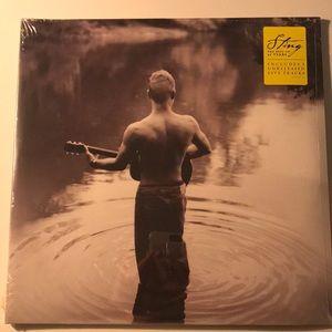 Sting vinyl! Brand new in plastic!
